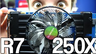 AMD R7 250X - Review + Benchmarks!