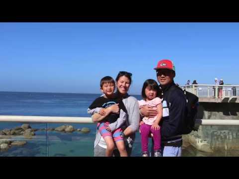 Monterey Bay Aquarium - California