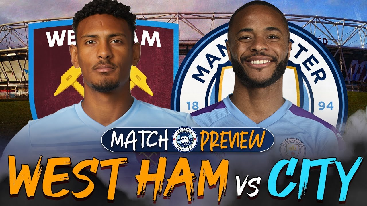 CITY ARE BACK! | WEST HAM vs MAN CITY MATCH PREVIEW - YouTube