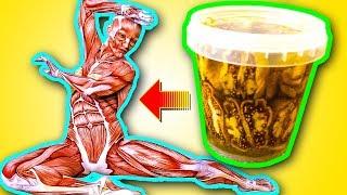 Этот старинный рецепт поможет Обновить буквально весь Организм. Всего 2 ингредиента