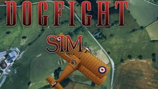 Dogfight Sim-Walkthrough
