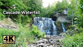 Nature sounds for 1 hour - birds singing and the sound of a waterfall background relax with white noise wate...