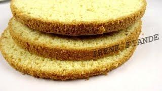 Бостонский бисквит для торта рецепт. Очень Вкусный и Нежный   бисквит для торта