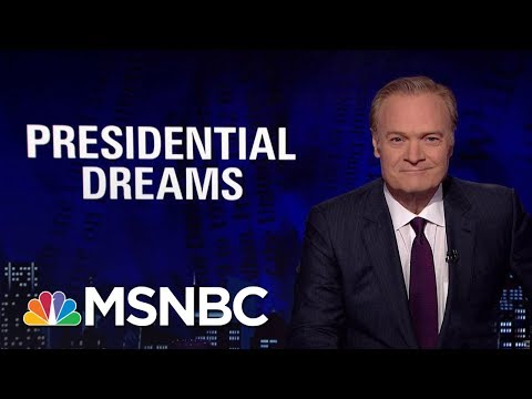 Lawrence: President Donald Trump Gives Republicans Presidential Dreams   The Last Word   MSNBC