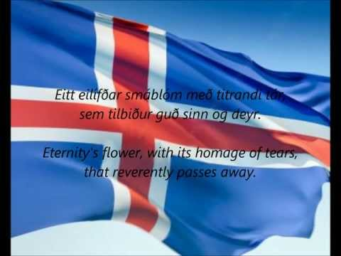 Icelandic National Anthem -