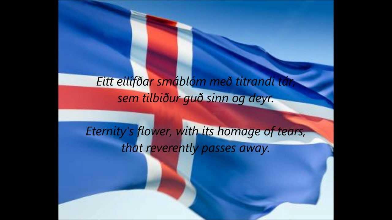 Icelandic National Anthem -