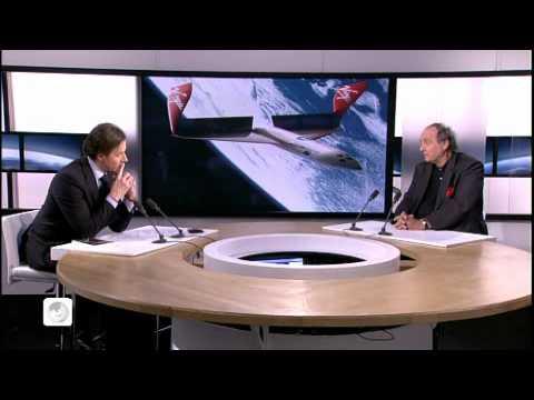 Alain DUPAS : L'espace devient-il un hypermarché ?