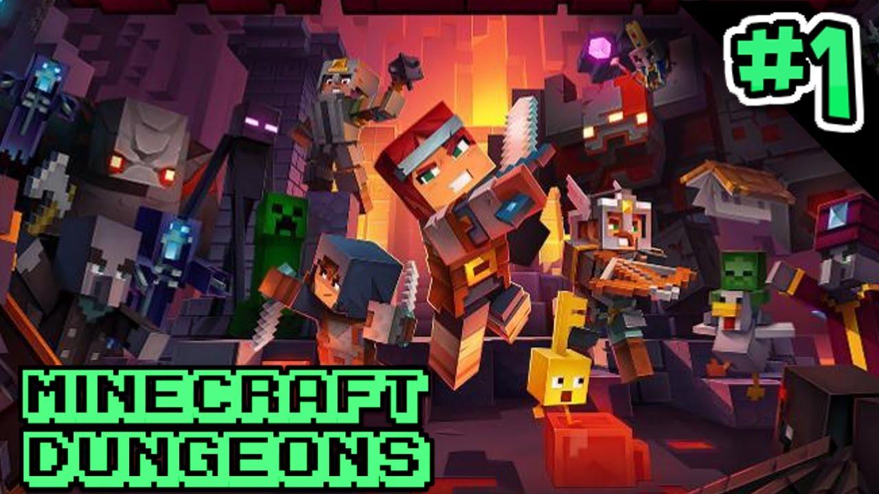 Is Minecraft Dungeons Worth Playing? - Minecraft Dungeons (Part 11) [PC] -  MabiVsGames