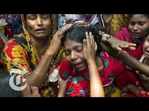 Rana Plaza Collapse Documentary: The Deadly Cost of Fashion | Op-Docs | The New York Times