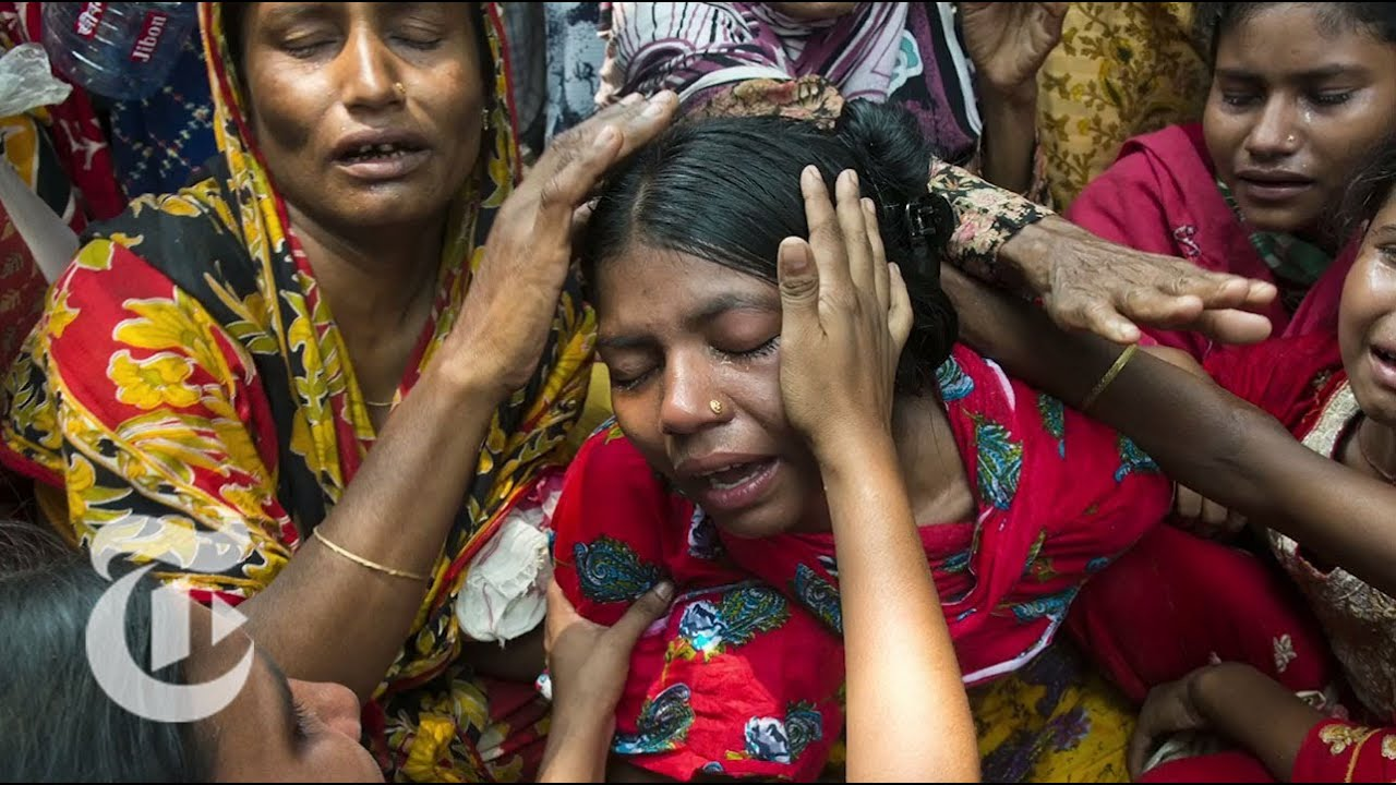 Rana Plaza Collapse Documentary: The Deadly Cost of Fashion | Op ...