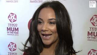 Chelsee Healey Interview  - Mum Of The Year Awards 2013