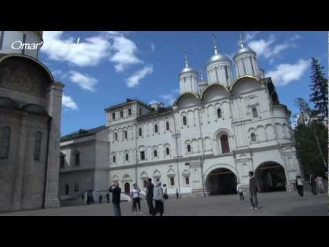 Moscow city attractions