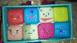 Homemade squishy collection indonesia #6 || syarifah nasywa