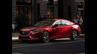 2018 Mazda6 Driving Footage | Interior and Exterior Design