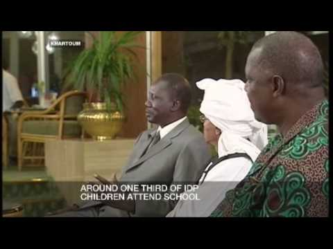 Inside Story -Sudan's displaced population - 17 June 08 - P1