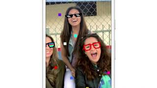 Новые эффекты камеры Facebook