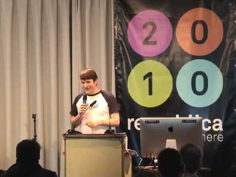 re:publica 2010 - Ralf Bendrath und Andreas Bogk - The politics of deep packet inspections on YouTube