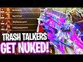 DESTROYING A FULL CLAN OF TRASH TALKERS in BLACK OPS 4!