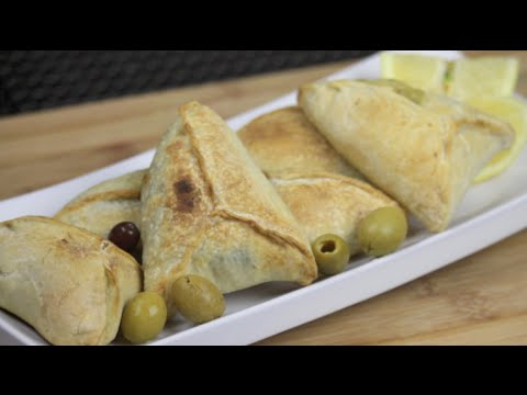 Spinach Pies/Turnovers - Episode 35  - Amina Is Cooking