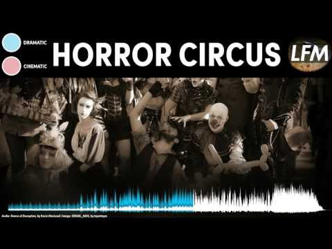 Horror Circus Background Instrumental | Royalty Free Music