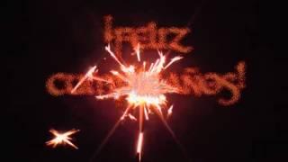 FELIZ CUMPLEAÑOS (distinto y original para felicitar)