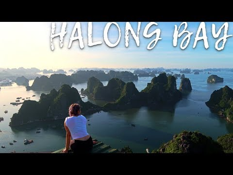 The BEST view of Halong Bay that no one knows about!