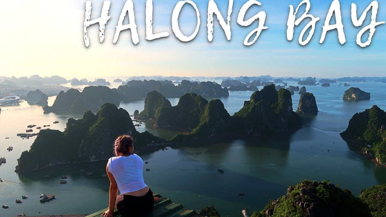 The BEST view of Halong Bay that no one knows about! - YouTube