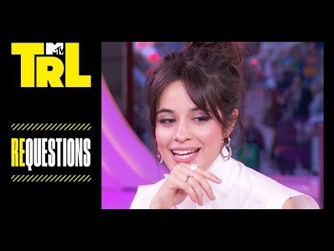 Cover Lagu Camila Cabello Teaches Hayley Kiyoko How to Dance | Requestions | TRL Weekdays at 4pm STAFABAND