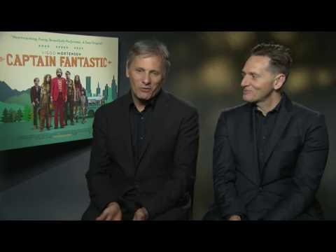 Viggo Mortensen really admires the Captain Fantastic cast