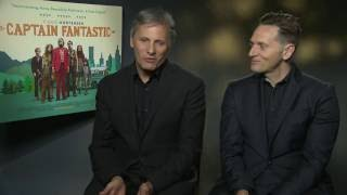 Viggo Mortensen really admires the Captain Fantastic cast