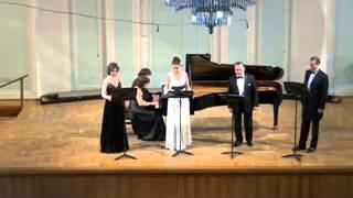 Brahms Neue Liebeslieder Waltzes, Op.65 7 Vom Gebirge Well auf Well