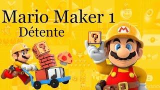 Vidéo Détente sur Mario Maker avec Sleeping et Keroshi.