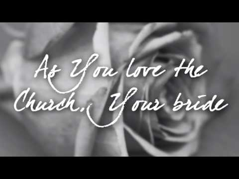 ♥ Best wedding song ♥ John Waller - The Marriage Prayer (Lyrics)