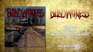 Watch Blind Witness For Life video