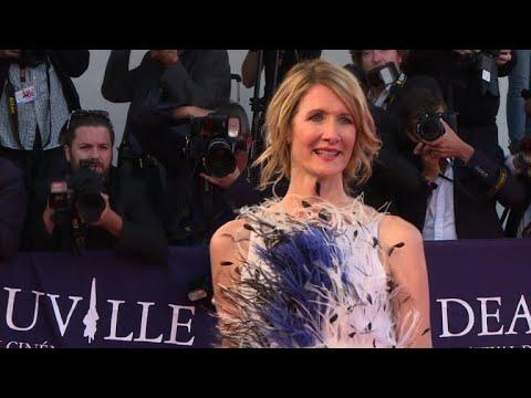 Ouverture du festival du cinéma américain de Deauville