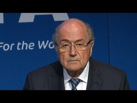 Sepp Blatter Resigns From FIFA, What's Next?