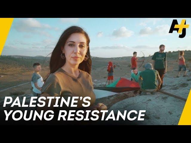 The Palestinian kids fighting Israel's occupation [Pt. 1] | AJ+