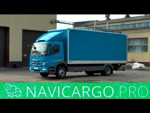 Перевозки на изотермическом фургоне