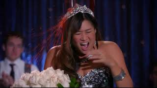Glee - Tina Wins Prom Queen 5x02