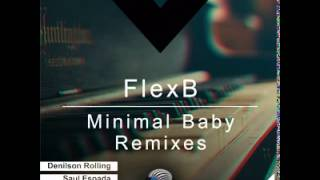 DMR036 - FlexB - Minimal Baby (Sound Cloup Remix) [Digiment Records]