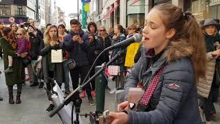 "Download lagu ""Fight song"" Rachel Platten-cover by Allie Sherlock"