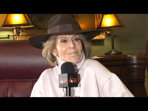 A Lifetime of Activism: Jane Fonda on Gender Violence, Indigenous Rights & Opposing War in Vietnam