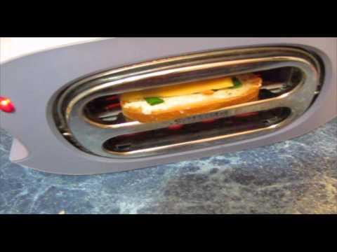 Бутерброд в тостере