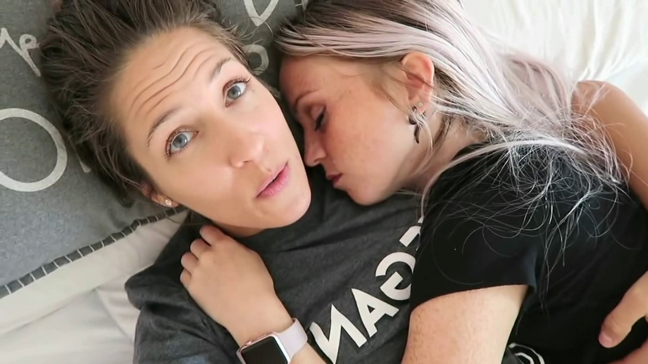 Cute Lesbian Couple Kate Mae