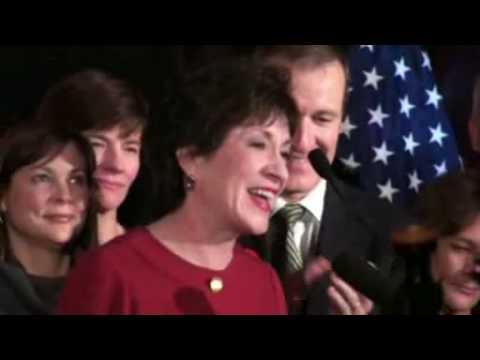 Susan Collins 2008 Acceptance Speech