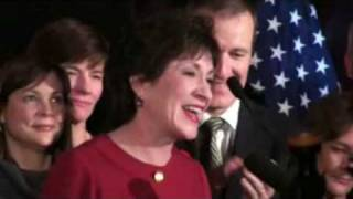 Susan Collins 2008 Acceptance Speech