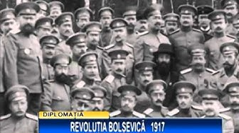 DIPLOMATIA: Revolutia bolsevica 1917