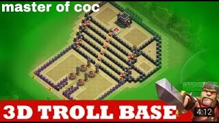 VISITING BASE AND LIVE ATTACKS OF TH10,TH9,TH8 AND TH7.