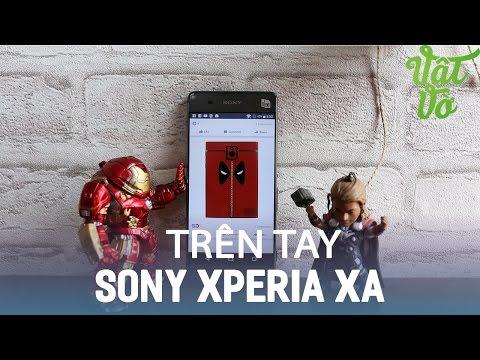 Vật Vờ| Trên tay & đánh giá nhanh Sony Xperia XA: 6.990.000đ, viền siêu mỏng