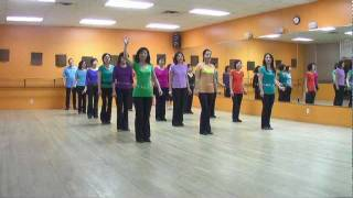 A Few Too Many - Line Dance (Dance & Teach in English & 中文)